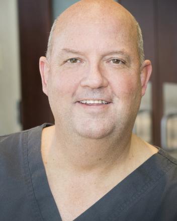 Vein specialist Mark Featherston, MD, of Carolina Vein Specialists